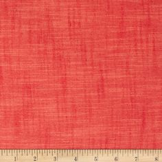 Kaufman Manchester Textured Yarn Dye Solid Shirting Poppy from @fabricdotcom  From Kaufman Fabrics, this yarn dyed woven fabric is perfect for shirts, dresses, summer apparel and even quilting.