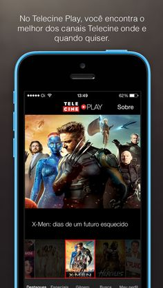 Telecine Play – Filmes Online Claro Tv, Smartphone, Android Apps, Apps, Films, Watch Movies