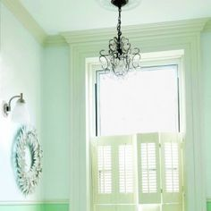 Reviving a tired washroom needn't require a total overhaul. In the following gallery, see how updated fixtures, painted floors, smart storage solutions, and creative wall, window, and mirror...