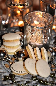 Anisbredle - The kitchen of Doria Candle Jars, Candles, Alsace, Christmas 2019, Christmas Cookies, Doria, Muffins, Sweet, Easy