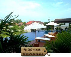 Preiswerte Ferienwohnung in Hua Hin mit herrlichem Meerblick * AHR2348