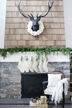 White Pom Pom Wreath DIY (for under $20)