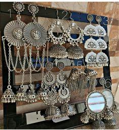 Trendy Ideas For Fashion Boho Style Jewels Antique Jewellery Designs, Fancy Jewellery, Silver Jewellery Indian, Indian Wedding Jewelry, Stylish Jewelry, Tribal Jewelry, Jewelry Art, Antique Jewelry, Silver Jewelry