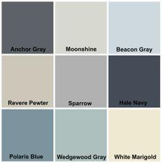Stupendous Aqua Blue Coastal Color Scheme Beach Color Palette Ocean Largest Home Design Picture Inspirations Pitcheantrous