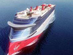 Virgin Voyages inicia construcción de su primer crucero