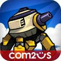 Tower Defense: Lost Earth iTunes Game App Icon Logo By Com2uS Inc. - FreeAppsKing.com