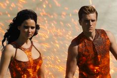 The Odds Are in Our Favor! The New Trailer for 'Hunger Games: Catching Fire' Has Arrived