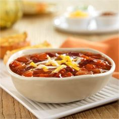 Soups and Salads on Pinterest | Pepperoni, Pizza and Chili Recipes