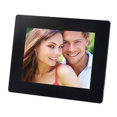 iQ 12.1-inch Digital Picture Frame - Black - DPF1210BK #Help4theHolidays @LondonDrugs