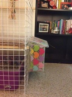 Litter Box & Hay Rack Ideas - BinkyBunny.com - House Rabbit Information Forum - BinkyBunny.com - BINKYBUNNY FORUMS - DIET & CARE