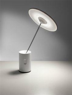 傘型LEDテーブルランプ - 革新的発明と製品情報