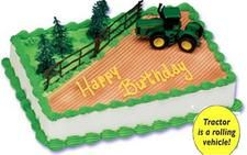 John Deere Cake Decorating Set.