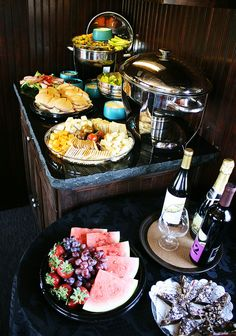 Caboose appetizers-