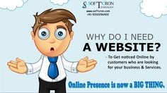 This Digital World now needs your Digital Presence. #digitalworld #digitalpresence #web #website #online #google http://www.softcron.com/