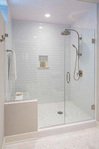80+ stunning bathroom shower tile ideas (7)