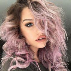 Fácil manera de hacer tinte rosa casero para el cabello ~ Manoslindas.com