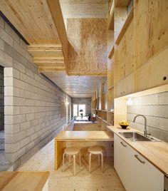 Gallery of House Between Party Walls / Josep Ferrando - 1