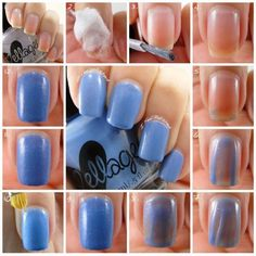 Stunning Nail Art Tutorials and Nail Trends