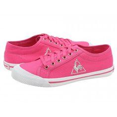 Tenisi dama Le Coq Sportif fuchsia purple Converse, Purple, Sneakers, Shoes, Fashion, Tennis, Moda, Zapatos, Shoes Outlet