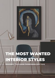 Get inspiration from 12 most wanted #interiorstyle in 2020! #interiordesign #interiorart #artdecor #artdecoration #wallart #walldecoration #luxuryartdecor #luxurywalldecor #luxuryinteriordecor #paintingsdaily Office Interior Design, Office Interiors, Interior Styling, Interior Decorating, Cozy Living Spaces, Central And Eastern Europe, Art For Sale, Online Art, Art Decor