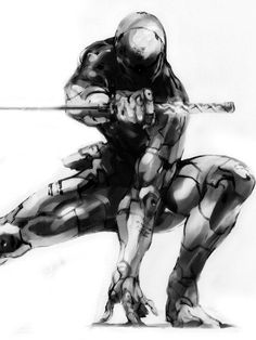 We are not tools of the government or anyone else. Fighting was the only thing... The only thing I was good at. But... At least I always fought for what I believed in ~ Gray Fox, Metal Gear Solid.