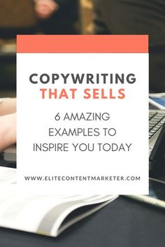 Today, you will have a look at 4 great copywriting examples including landing pages, homepage copy, emails, and good old direct copy. Let's get started! #copywriting #freelancewriting #freelance #freelancing #freelancewriter #contentmarketing /#copywriter #copywritingskills #blog #blogger #blogging #landingpage #homepage