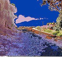 TRAIN TRIP by starrling