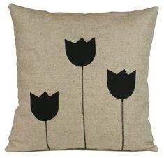 Poszewka APLIKOWANA - Poszewki | JUSTYNA Poduszkarnia & Serweciarnia Throw Pillows, Toss Pillows, Cushions, Decorative Pillows, Decor Pillows, Scatter Cushions