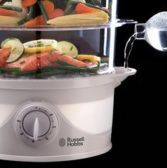 AWESOME Russell Hobbs Food Steamer