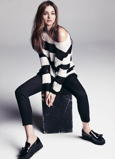 See More Images from Miranda Kerr's Fall 2013 Mango Ads