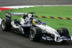 2005 Williams FW27 - BMW (Nick Heidefeld)