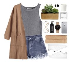 """""""#668 Night out (Z4)"""" by mia5056 ❤ liked on Polyvore featuring adidas, Linum Home Textiles, CLUSE, Retrò, Threshold, The White Company, Cassia and zaful"""
