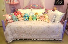 Sweet lolita/fairy kei kawaii room
