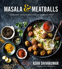 "Read ""Masala & Meatballs Incredible Indian Dishes with an American Twist"" by Asha Shivakumar available from Rakuten Kobo. Where Indian Flavors & The American Palate Meet Indian cuisine is full of intense and exciting flavors that you'll l. Guyanese Recipes, Onion Relish, Cheese Rolling, Indian Food Recipes, Ethnic Recipes, Indian Kitchen, Indian Dishes, Roasted Garlic, The Fresh"