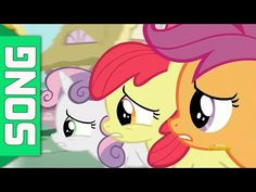 [Song] Light of Your Cutie Mark - My little Pony (Crusaders of the Lost Mark) - YouTube