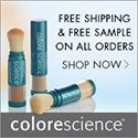 Makeup that does more™. Colorescience is a premier luxury mineral makeup line that includes high quality ingredients, pure mineral formulations, sun protection and luxury colores with a focus on simplicity of use. $0.00 USD