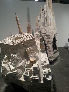 JUSTiBeauty Blog: Art Basel 2013: Unlimited. Die Kunstwerke