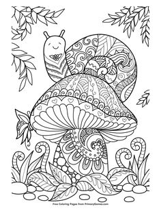 free printable fall coloring pages for use in your classroom or home from primarygames