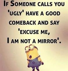 25 Hilarious jokes Minions Everyone loves minions more than any other personality. So you love Minions and also looking for Minions jokes then we have posted a lovly minion jokes.Read This 25 Hilarious jokes Minions 25 Minion Humour, Funny Minion Memes, Crazy Funny Memes, Really Funny Memes, Minions Quotes, Funny Relatable Memes, Haha Funny, Funny Texts, Hilarious Jokes