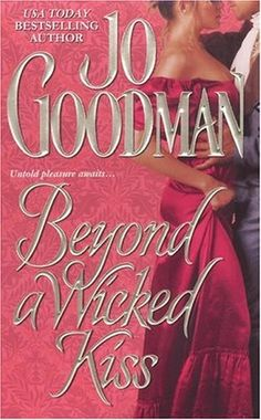 Beyond a wicked kiss (Compass Club 4) - Jo Goodman