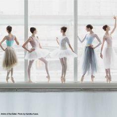 Artists of The National Ballet of Canada (photo by Karolina Kuras)