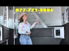 For Sale: 2005 Hart Horse Trailer w/ Living Quarters