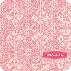 Bohemian Soul Pink Lace Yardage  SKU# LAE-1304   Bohemian Soul by Patricia Bravo for Art Gallery Fabrics