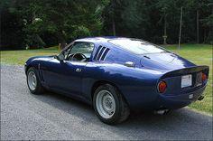 Italia Classic GTB rear perspective from Simpson Design