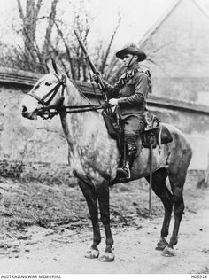 Australian Light Horse, World War I