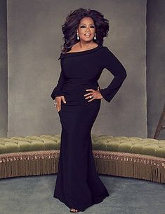 Oprah Winfrey reveals she is OUT at 60 Minutes after being told she was too emotional Celebrity Bodies, Celebrity Style, The Hollywood Reporter, Portraits, Christian Siriano, Oprah Winfrey, Celebs, Celebrities, Jennifer Lopez