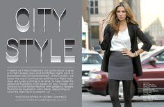 City Style Fall Fashion
