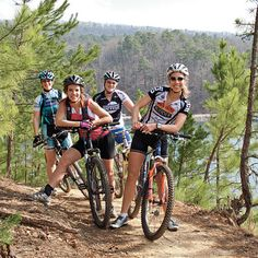 Oak Mountain State Park Bike Trails - Southern Living
