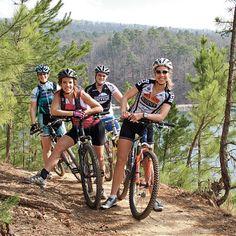 Oak Mountain State Park Bike Trails - Southern Living