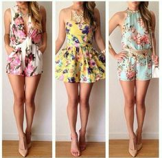 3 awesome outfits